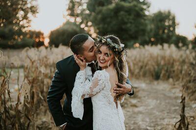 Mr. & Mrs. Wedding Photo & Video