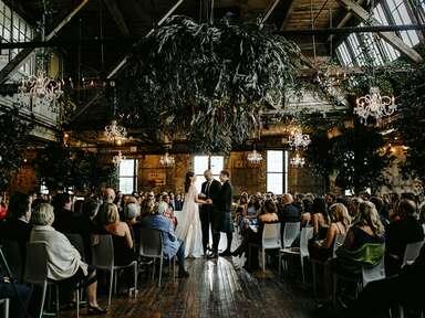 personalized wedding décor