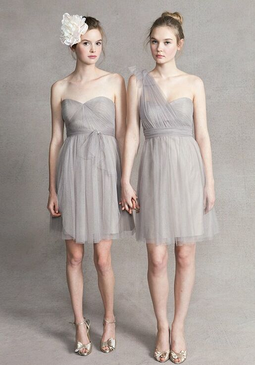 9477e4cac3b Jenny Yoo Collection (Maids) Wren  1453 Bridesmaid Dress - The Knot