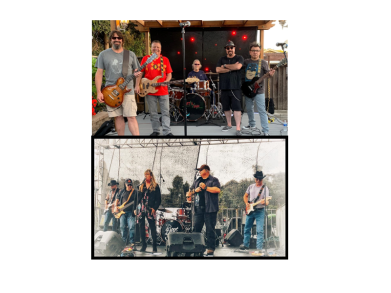 VitalSign (ClassicRock) & BootLeg (New Country) - Cover Band - San Jose, CA