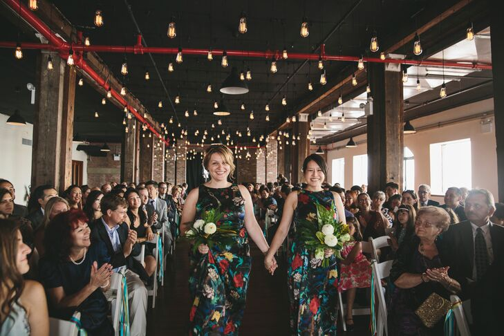 Long Formal Alice & Olivia Bridesmaid Dresses