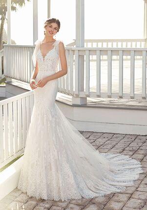 Rosa Clará CHICAGO Mermaid Wedding Dress