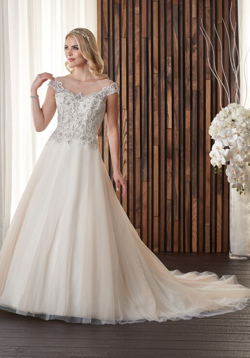 Bonny By Bonny Bridal 717 Wedding Dress The Knot