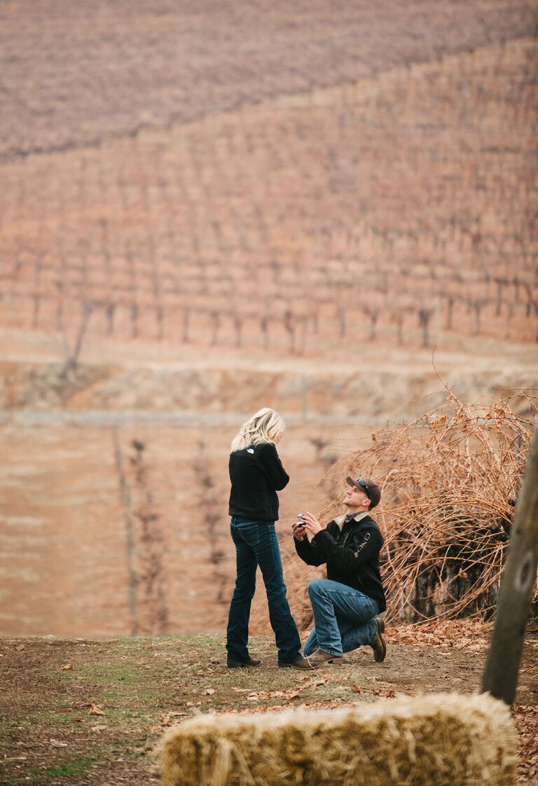 Fall And Winter Marriage Proposal Ideas