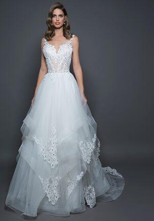 LOVE by Pnina Tornai for Kleinfeld 14590 Ball Gown Wedding Dress