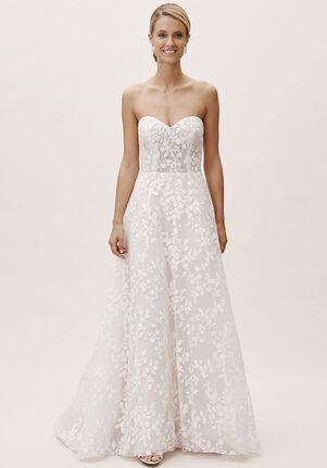 BHLDN Olson Gown Ball Gown Wedding Dress