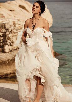 Lillian West 66082 A-Line Wedding Dress