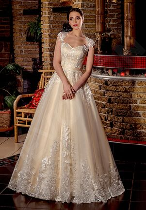 DevotionDresses stephanie A-Line Wedding Dress
