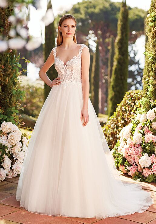Sincerity Bridal 44168 Ball Gown Wedding Dress