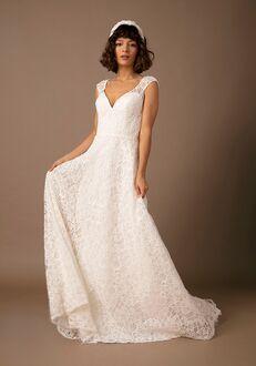 BHLDN Rockland Gown A-Line Wedding Dress