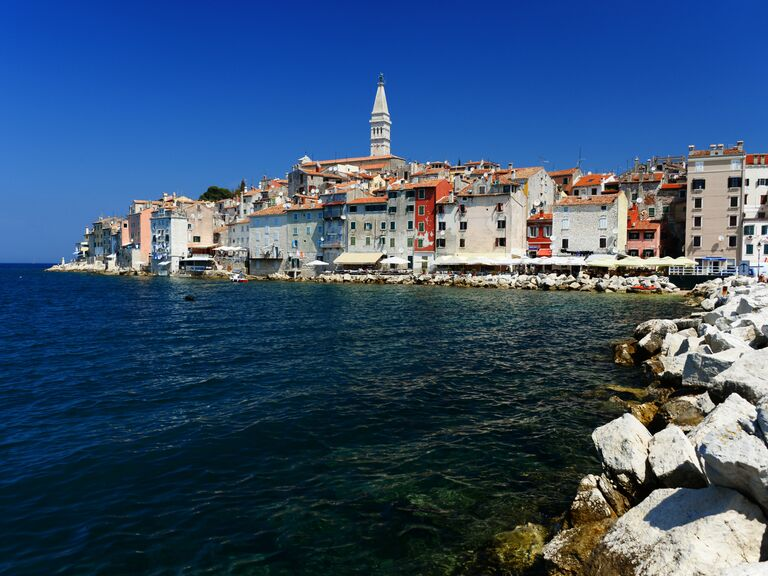 Bargain honeymoon Rovinj, Croatia