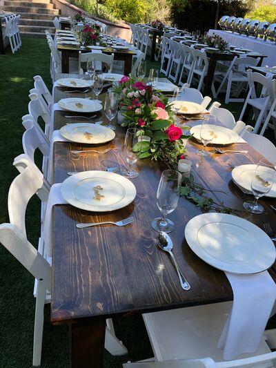Wedding Rentals In Fairfax Ca The Knot