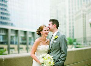 Elena & Andrew in Chicago, IL