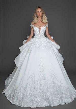 Pnina Tornai for Kleinfeld 4622 Ball Gown Wedding Dress