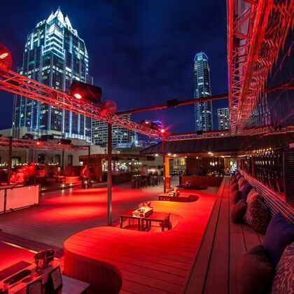 Summit Rooftop Lounge - Bar - Austin, TX