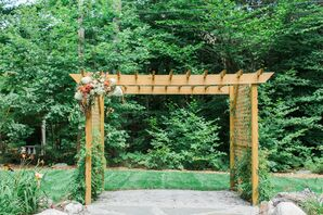 Camp Birch Hill Garden Ceremony