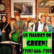 Hollywood, CA Irish Band | 50 SHADES OF GREEN! Great St. Patrick's Day Music