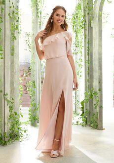Morilee by Madeline Gardner Bridesmaids 21603 One Shoulder Bridesmaid Dress