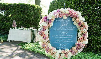 Wedding Flowers By Cyndi Florists Lancaster Willow Stree Pa
