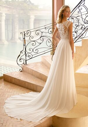 Rosa Clará Soft RIALP A-Line Wedding Dress