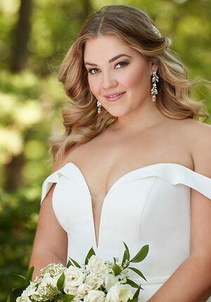 Essense of Australia D2761+ Ball Gown Wedding Dress