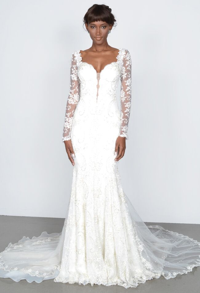See Kim Kardashian\'s Givenchy Wedding Dress (and Get the Look!)