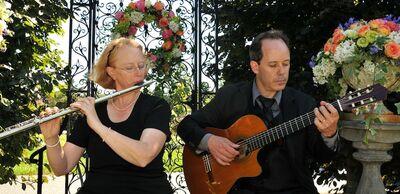 Alla Breve Guitar & Flute Duo