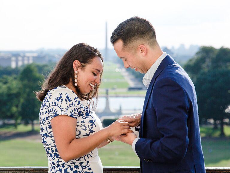 Washington D.C. proposal