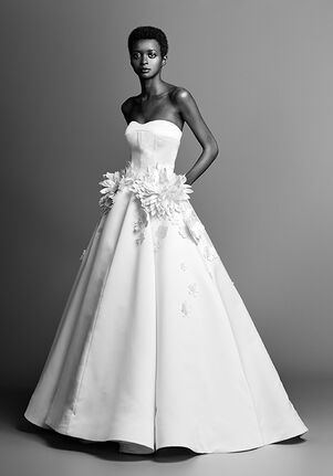 Viktor&Rolf Mariage COUTURE FLOWER GOWN Ball Gown Wedding Dress