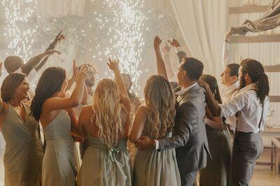 Gaines Entertainment | The Wedding DJs You Deserve