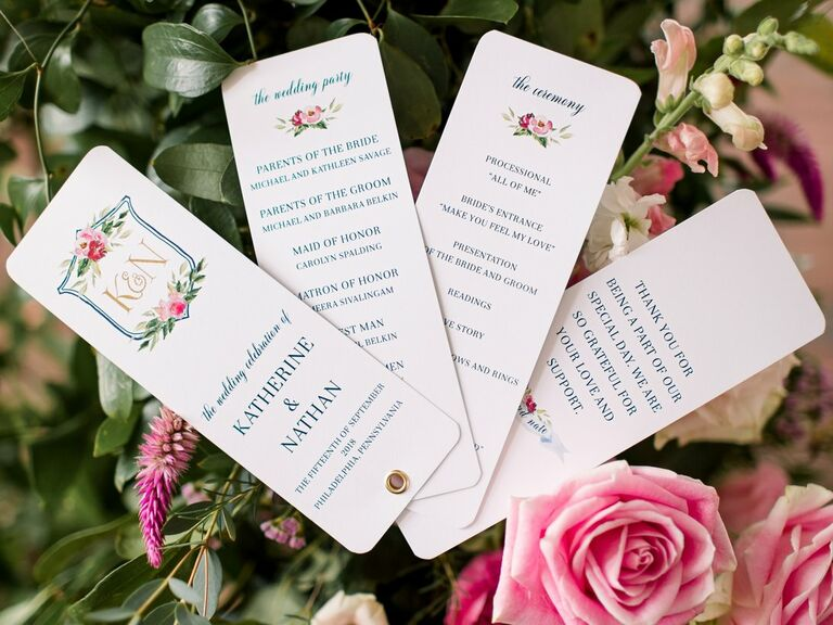 Boho Wood and Water Color Flowers Happy Tears Wedding Favor  Bridal Shower Engagement  Tissues