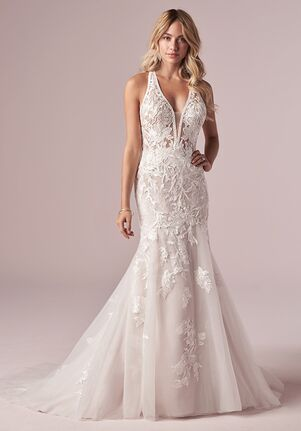 Rebecca Ingram ELIZABETTA Sheath Wedding Dress