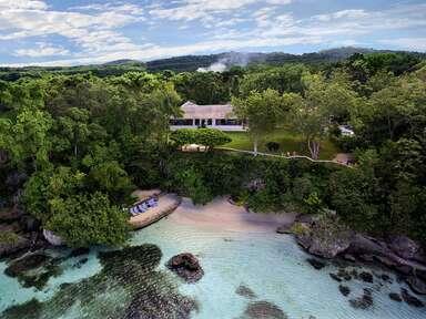 Ian Flemming James Bond GoldenEye villa in Jamaica