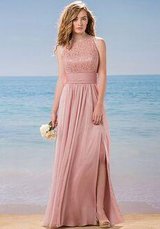 Belsoie Bridesmaids by Jasmine L184015 Halter Bridesmaid Dress