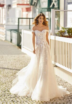 Rosa Clará Soft HAYEN A-Line Wedding Dress