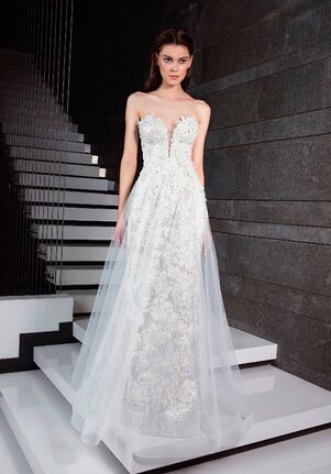 Tony Ward for Kleinfeld Nami Sheath Wedding Dress