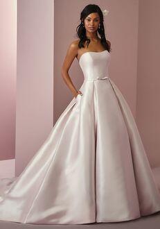 Rebecca Ingram Erica Anne Ball Gown Wedding Dress