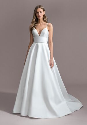 Ti Adora by Allison Webb 7953 Harper A-Line Wedding Dress