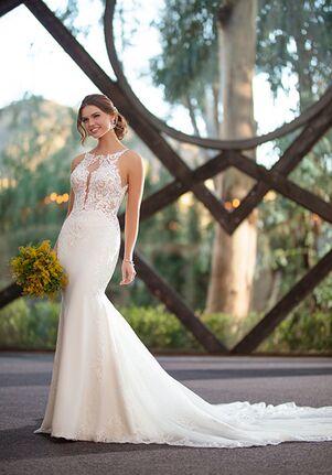 Essense of Australia D2835 Wedding Dress