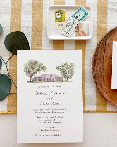 Smitten Event Invitations