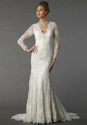 Danielle Caprese for Kleinfeld 113077 Sheath Wedding Dress