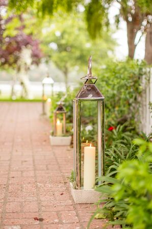 Tall Candle Lanterns