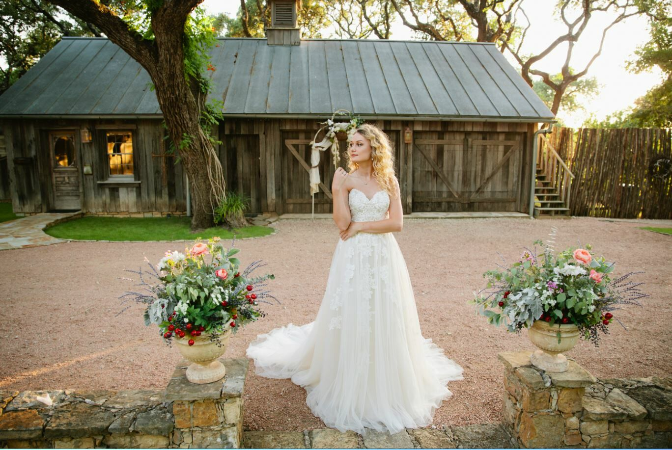 Wedding Reception Venues In Boerne TX