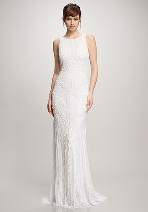 THEIA 890172 Sheath Wedding Dress