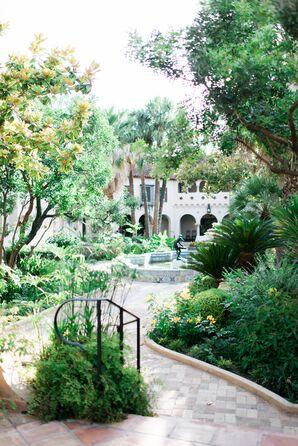 McNay Art Museum Garden