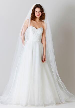 Kennedy Blue Carolyn A-Line Wedding Dress