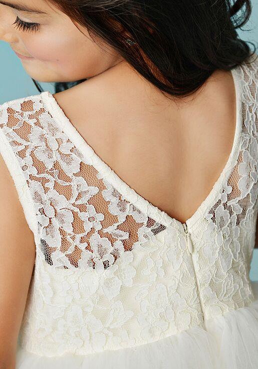 FATTIEPIE elizabeth lace Flower Girl Dress