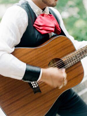 Live Spanish Guitar Performance