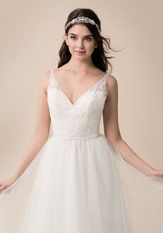 Moonlight Tango T792 A-Line Wedding Dress
