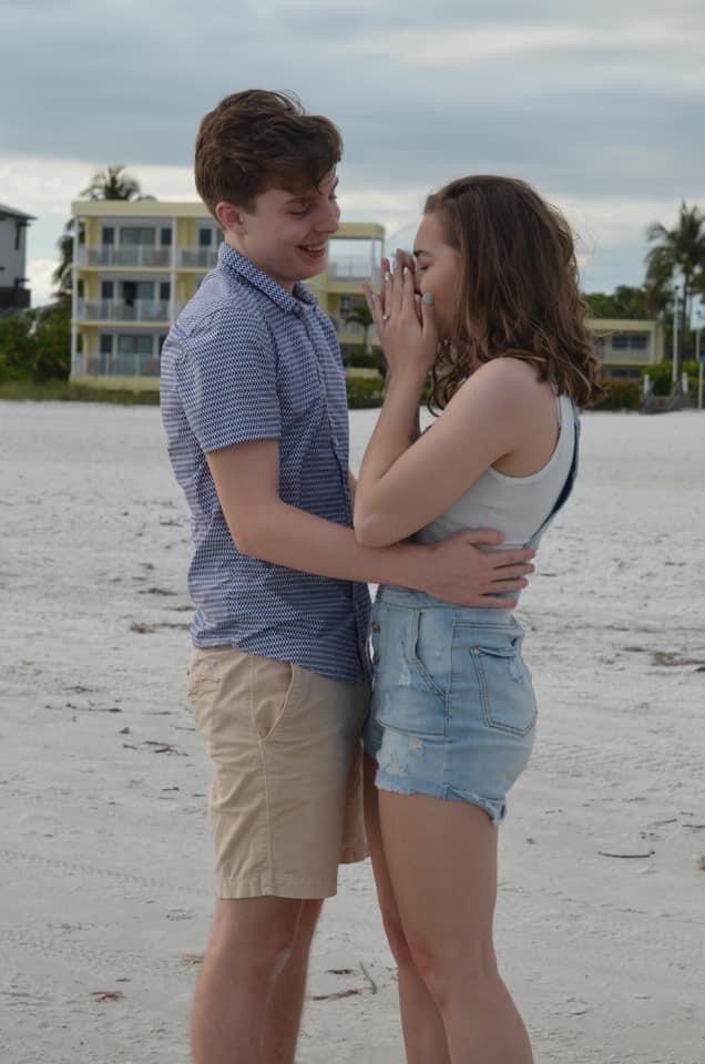 Image 1 of Olivia and Josh